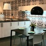 Mais belos papeis de parede para cozinha