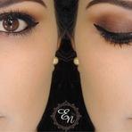 Mulher - Fotorial: Maquiagem marrom Fácil e Rápida