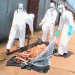 Violência - Na Libéria, familiares subornam agentes de saúde para que vítimas do ebola recebam falso atestado de óbito