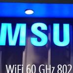 WiFi 5 vezes mais rápido é desenvolvido pela Samsung.