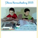 Plano Homeschooling 2015