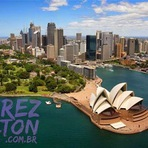 Internacional - Austrália anuncia visto premium para milionários! Atenção Brasil que isso sirva de exemplo