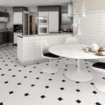 Modelos de pisos para cozinha