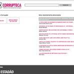 Corrupteca - Biblioteca digital sobre a corrupção