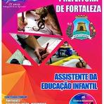 Apostila Concurso da SME de Fortaleza 2014 - Grátis CD-Rom em PDF - Assistente da Educação Infantil