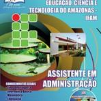 Concursos Públicos - Apostila Concurso IF Amazonas (IFAM) 2014