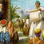 O Profeta Sofonias fala do extermínio dos maus sacerdotes. As casas dos ímpios converter-se-ão num deserto