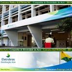 Concursos Públicos - Edital Concurso Eletrobras Distribuição Acre - Companhia de Eletricidade do Acre - ELETROACRE Edital nº.001/2014
