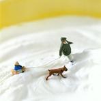 Delicioso mundo em miniatura