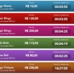 Jogar bingo online gratuito