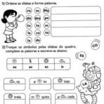 Atividades de Português para o 2o Ano do Ensino Fundamental para imprimir