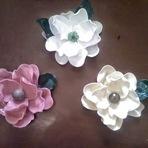 Como Fazer Flores com Colheres de Plástico