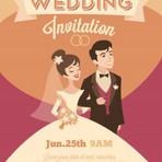 Casamento – Sugestão de Convites