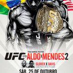 UFC 179 ao vivo dia 25/10/2014 : José Aldo vs. Chad Mendes