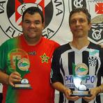 Futmesa: Alenio é penta campeão Estadual Liso