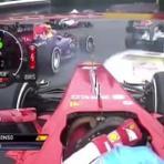 Fórmula 1 - Onboard: Seis largadas na F1 com Fernando Alonso