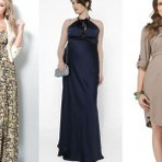Diversos modelos de vestidos para mulheres grávidas veja aqui com a gente