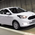 Ford Ka 2015 fotos e videos