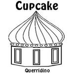 Desenhos Para Colorir: Cupcakes