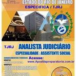 Apostila TJRJ - ESPECIFICA para Analista Judiciário - GRÁTIS CD - questões - Tribunal de Justiça do Estado do Rio