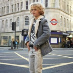 Moda Sisley para Menino