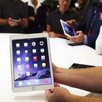 Apple apresenta iPad Air 2, mais fino e na cor dourada