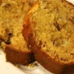 Culinária - Receita: Pão de Banana Mel e Passas