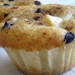 Culinária - Receita: Muffins de Maçã e Chocolate