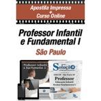 Apostila Concurso SME-SP Autorizado Concurso com 600 vagas de Professor
