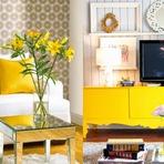 Decoração: Yellow