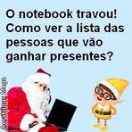 Mensagens Engraçadas Facebook: Natal