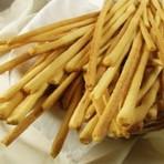 Culinária - Grissinos receita