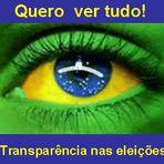 A questão essencial é o processo eleitoral brasileiro e sua urna eletrônica.