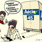 Aécio derrota Dilma no debate do SBT.