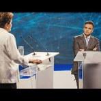 Dilma desrespeita jornalista após debate do SBT