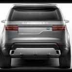 Automóveis - novo Land Rover 2016
