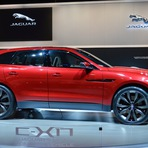 Automóveis - novo Jaguar CX 17 SUV 2015