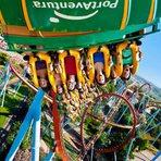Curiosidades - Top 10 melhores parques de diversão do mundo