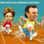 IstoÉ/Sensus mostra Aécio 13 pontos à frente de Dilma