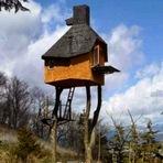 Curiosidades - 15 casas superbizarras espalhadas pelo mundo