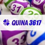 Esportes - Quina 3617