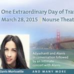 Alanis Morissette no Wake Up San Francisco 2015