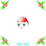 Plano de Fundo Blog: Natal