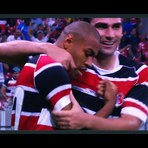 O gol de Santa Cruz 1 x 0 Vasco – Brasileirão 2014  Série B – 18/10/2014