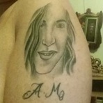 Fã Tattoos: Steven A Engler (Austrália)