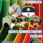 APOSTILA PREFEITURA DO RECIFE AGENTE ADMINISTRATIVO ESCOLAR 2014