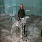 Será que é possível tocar em uma bateria feita de gelo?