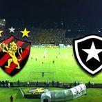 Assista Botafogo X Sport, jogo válido pela 29ª Rodada do Brasileirão 2014