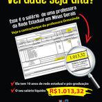 """Beatriz Cerqueira: Aécio mente sobre Educação; """"Peçam aos professores de Minas que mostrem o contracheque"""""""