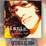"Alanis Morissette celebra 10 anos do single ""Eight Easy Steps"""